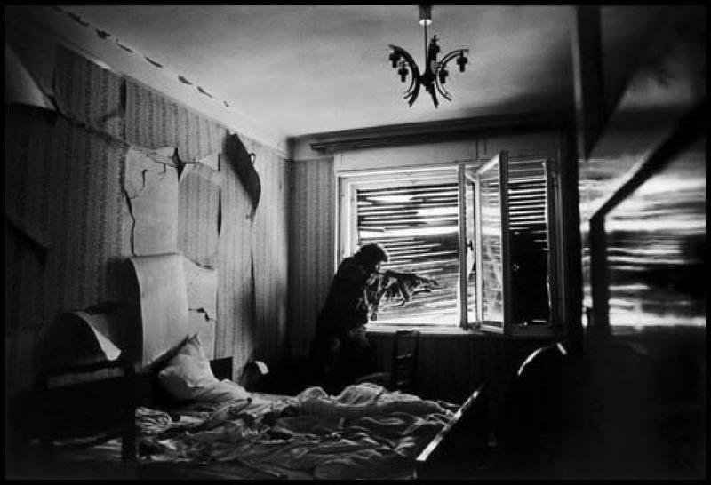Survivalisme urbain et vécu : Bienvenue en enfer. Bosnie+6