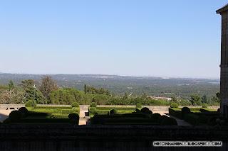 Vistas desde San Lorenzo del Escorial