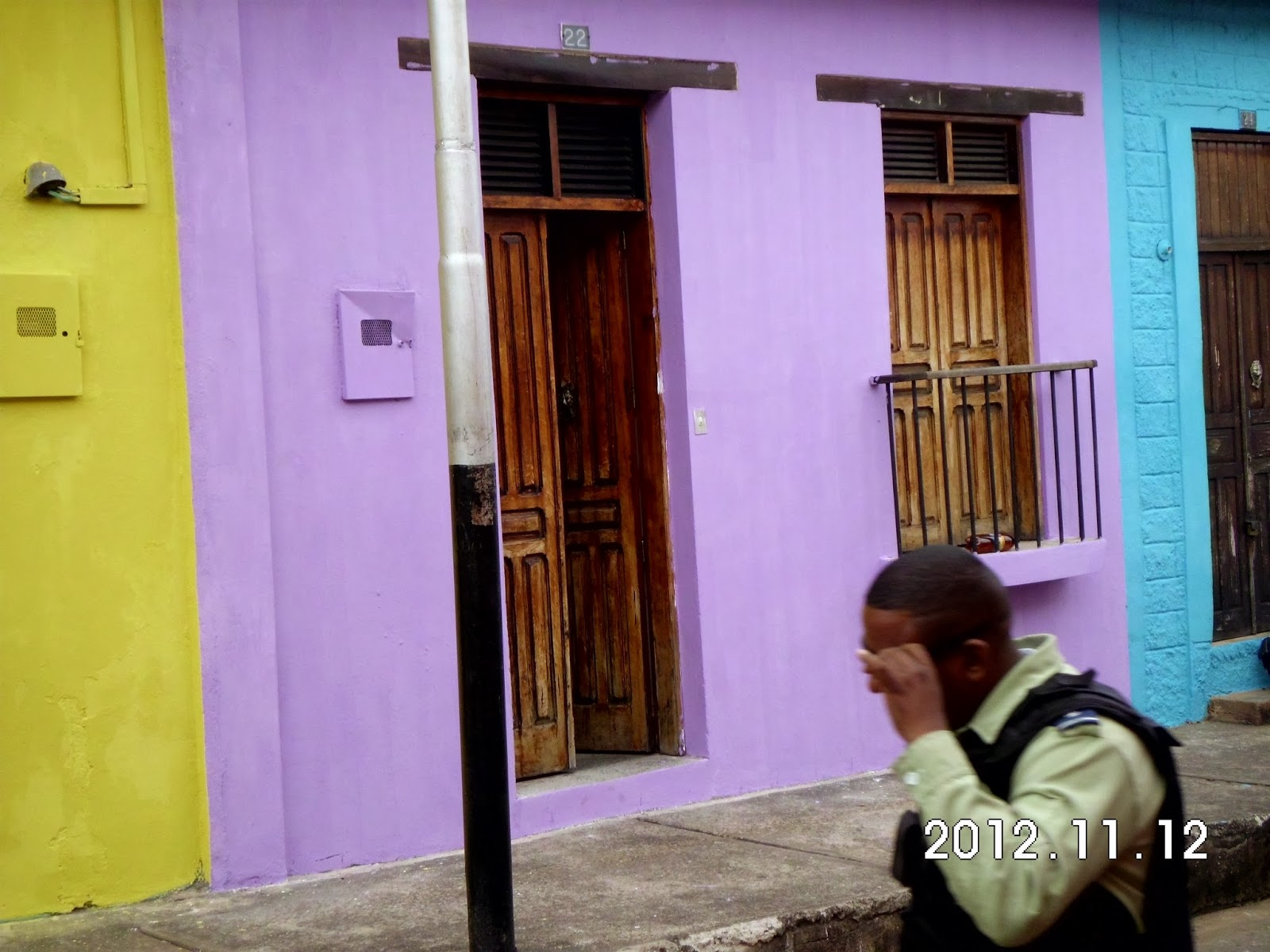 La ciudad guacamaya.