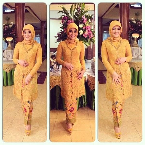 model baju kebaya hijab modern