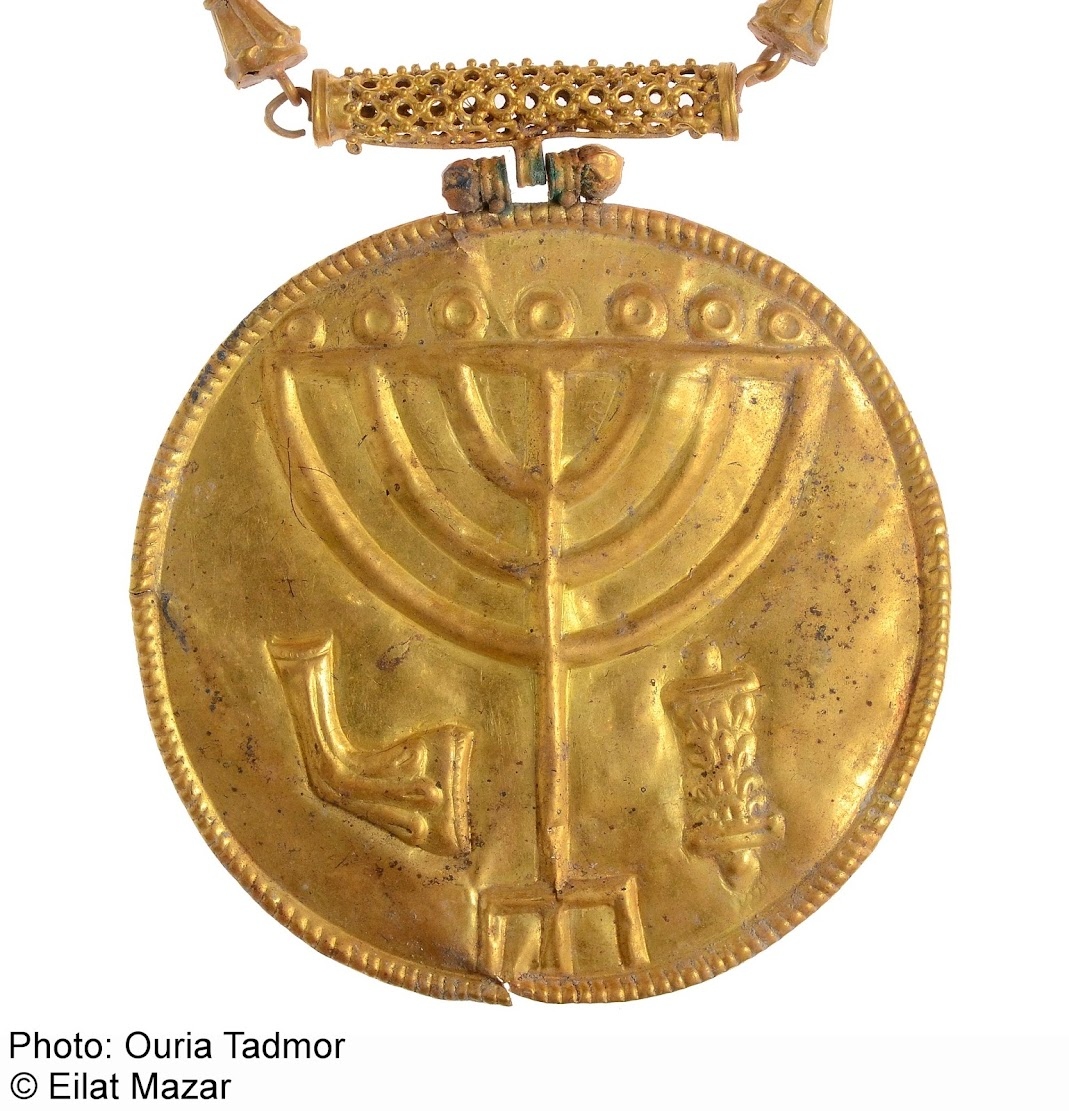 Byzantine era golden treasure found in Israel