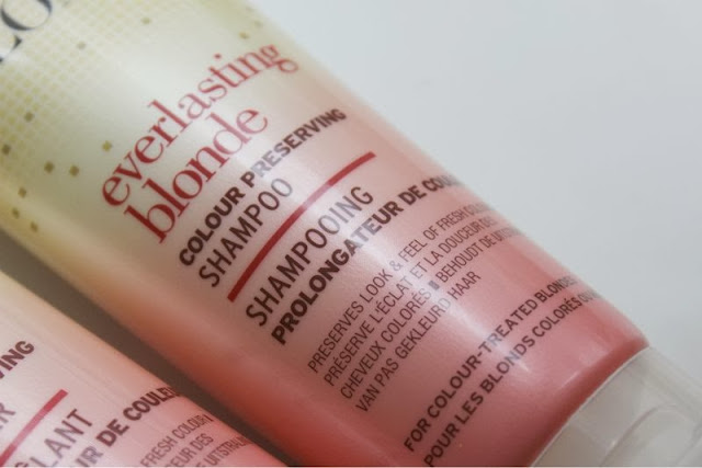 John Frieda Sheer Blonde Hair Care