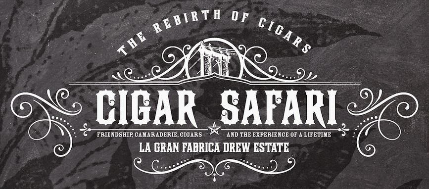 Cigar Safari Media Trip Recap