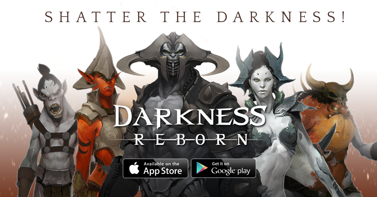 Darkness Reborn v1.2.1 APK Mod