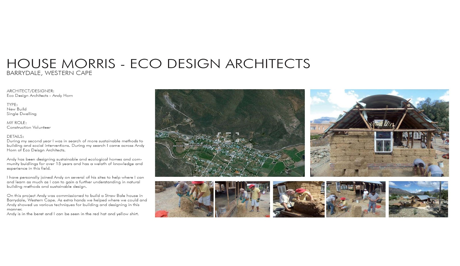 Jhono bennett online portfolio architecture practice work for Online architects