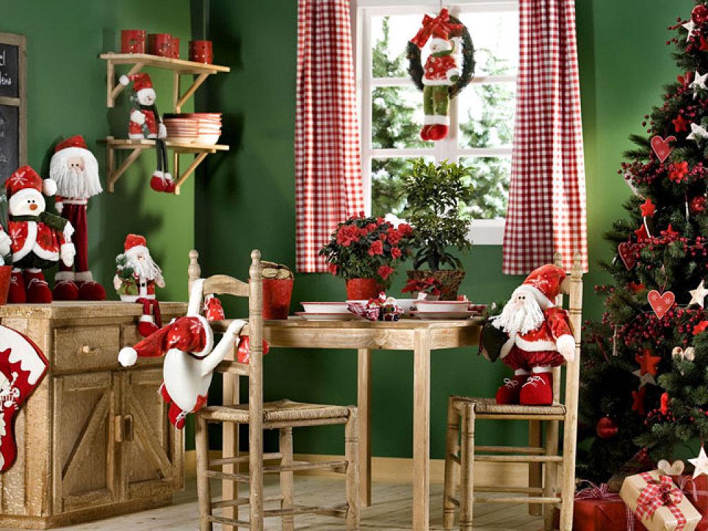 Decoracion Oficina Navide?a ~   decorando interiores com  Revista de decoraci?n del hogar y oficina