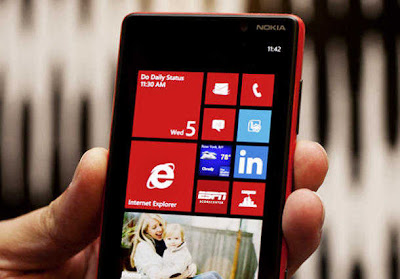 Windows Phone 8 notification center may be in the works
