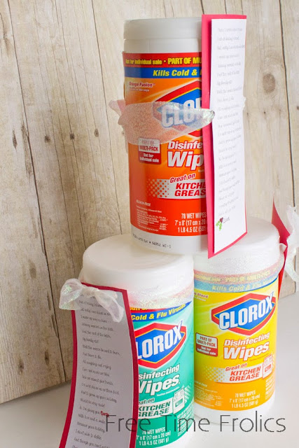 poem about chlorox wipes | just b.CAUSE