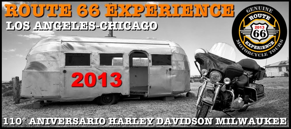 ROUTE 66 EXPERIENCE 2013