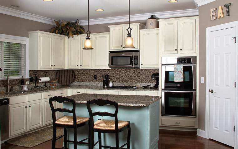 Kitchen Paint Colors With White Cabinets Kitchen Paint