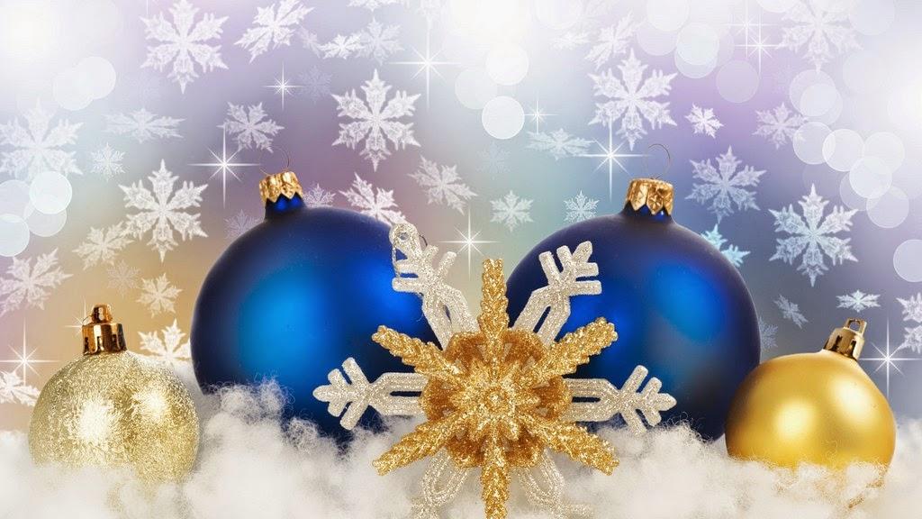 imagen de bellos adornos de la navidad