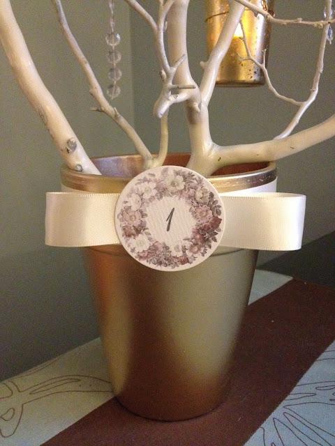 Dsmeebee diy manzanita branches centerpiece