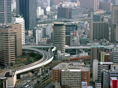 Flyover di Tokyo