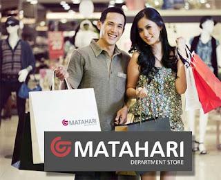 Job Vacancy Matahari Department Store Maret 2013