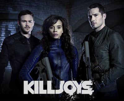 Una imagen de Killjoys
