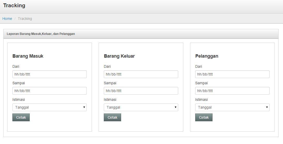 Source Code Aplikasi Aplikasi Sistem Pendataan Gudang Dengan Php Oop Mysql Bootstrap