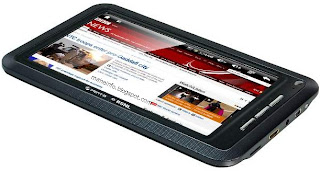 BSNL Panta Tpad IS 701R Specifications