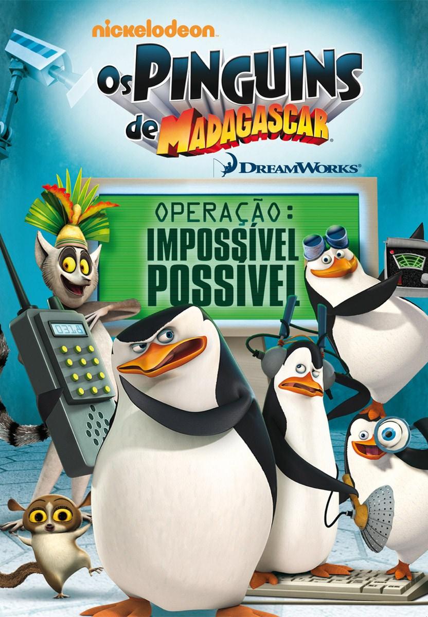 DVD Penguins of Madagascar 2015