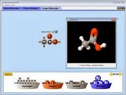 Construção de moléculas
