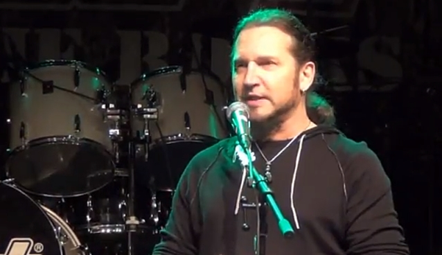 Eric Singer Interviewed On Honduras   Hard  amp  Heavy  RadioEric Singer Kiss 2013
