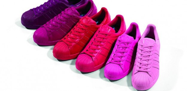 adidas supercolor rosadas