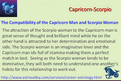 Scorpio woman capricorn man sexually retro images 19