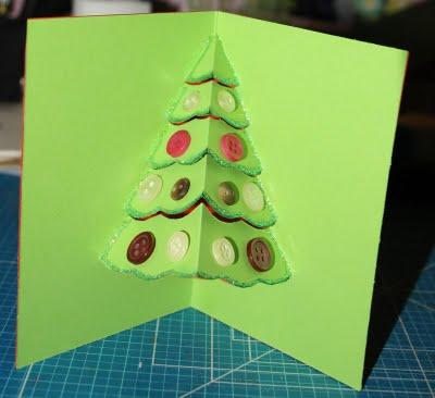 Como Hacer Postales De Navidad Originales Cmo Hacer Tarjetas De - Como-hacer-postales-de-navidad-originales