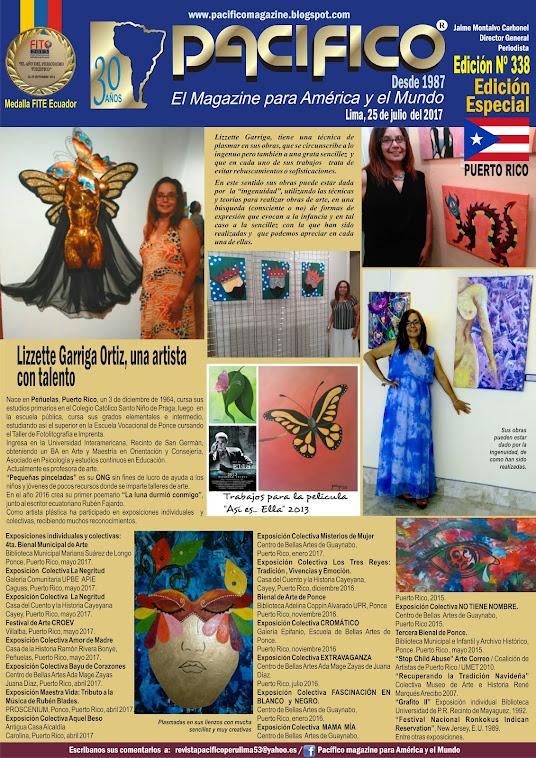 Revista Pacífico Nº 338 Edición Especial