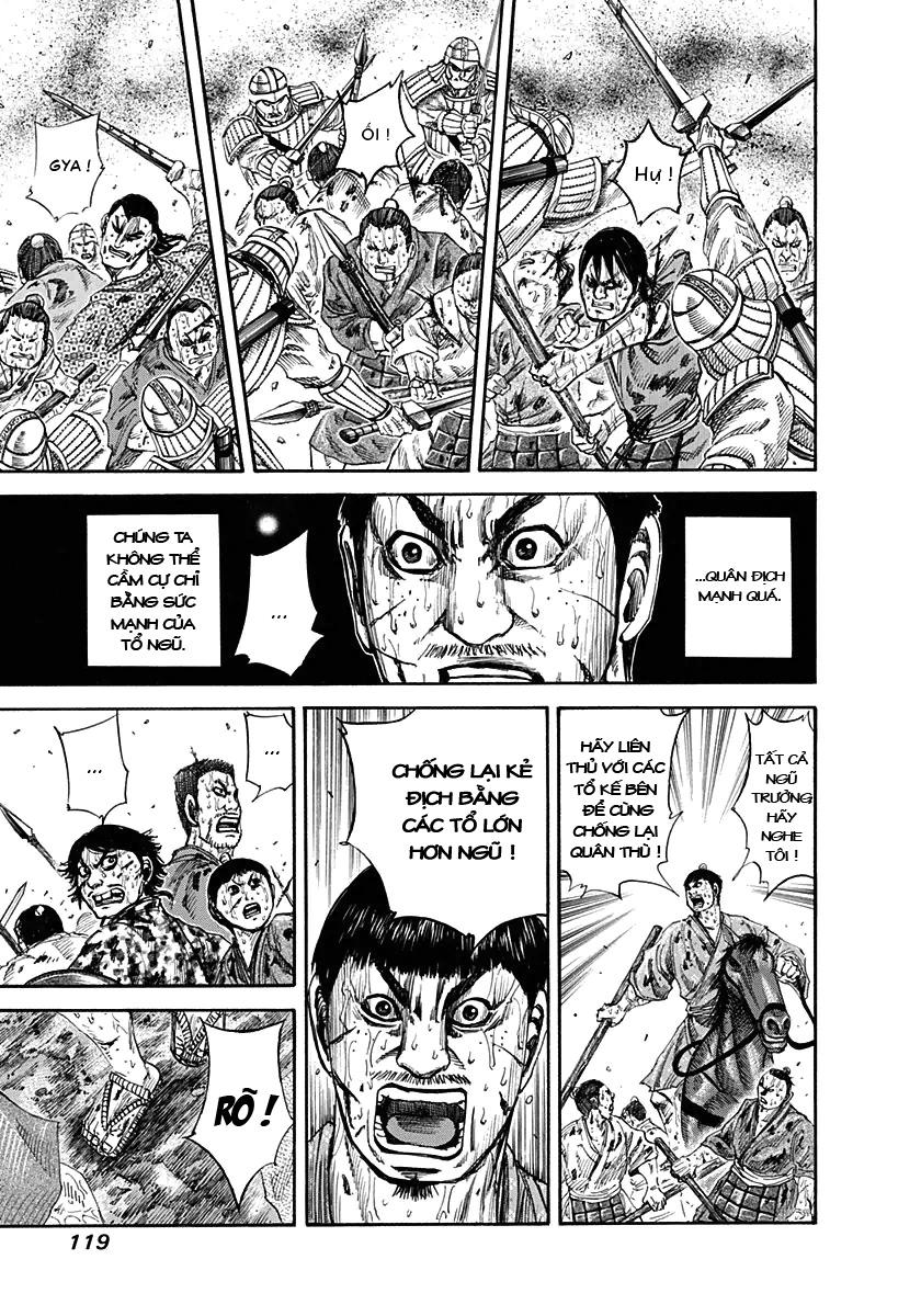 Kingdom - Vương Giả Thiên Hạ Chapter 125 page 4 - IZTruyenTranh.com