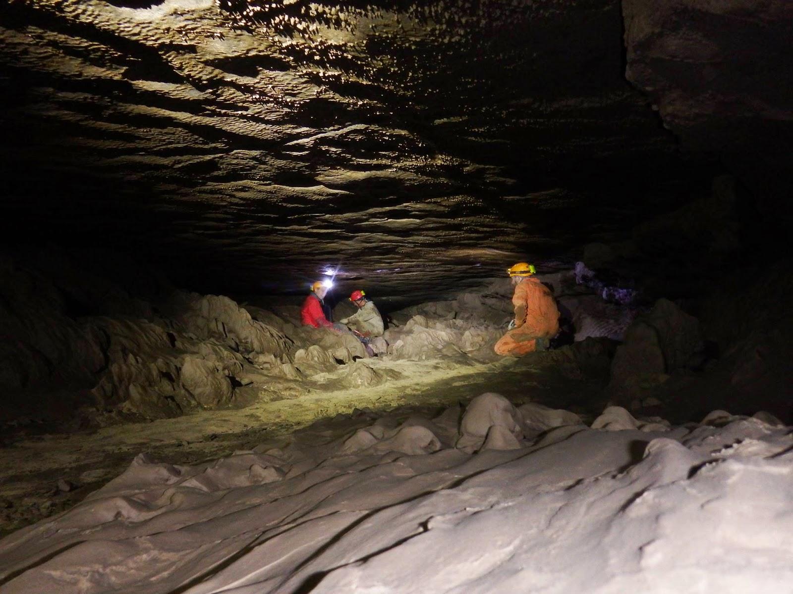 en la Cueva Del Tío Manolo