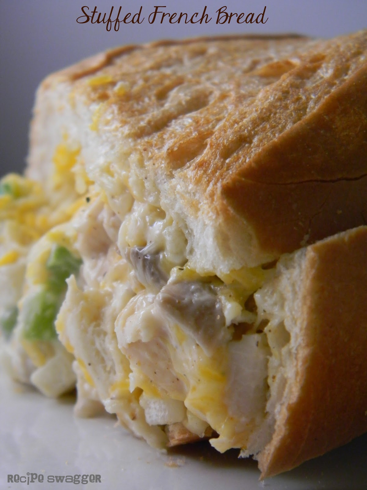 Recipe Swagger: Stuffed French Bread