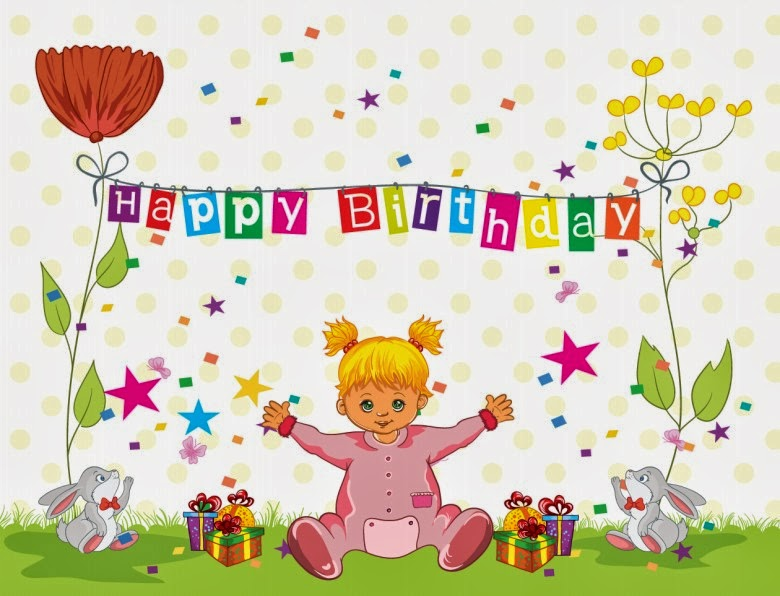 Kids Happy Birthday Cards Style Links – Cute Birthday Cards for Kids