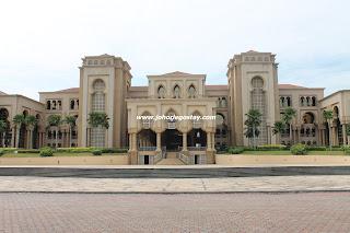 柔佛- 3房公寓臨近努沙再也行政中心