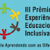 Abertas inscrições para III Premio Experiencias Educacionais Inclusivas