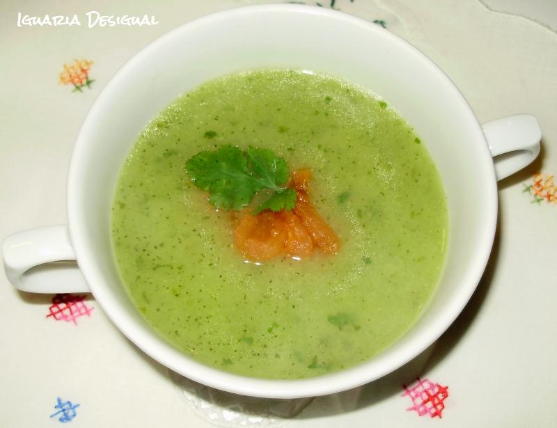 Sopa+de+Coentros