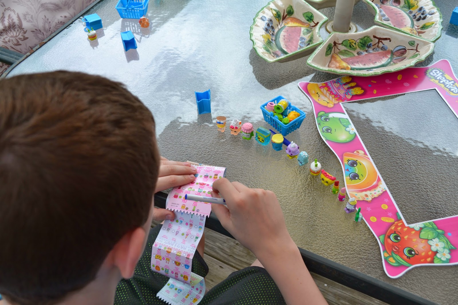 shopkin Shopkins Summer Playdate   What a great day with new collectible and a  Shopkins prize pack giveaway!