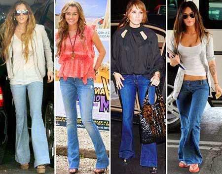 Calças Jeans Femininas Fotos Modelos 4 Calças Jeans Femininas Fotos Modelos