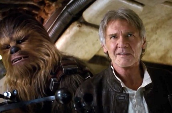 Berapa Harrison Ford dibayar untuk filem 'Star Wars: The Force Awakens'?