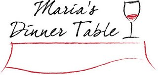 Maria's Dinner Table