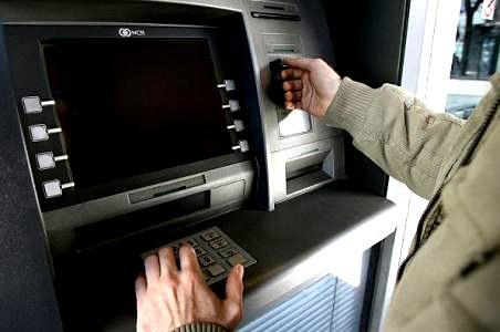 Aumenta el robo en cajeros automáticos
