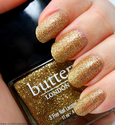Butter London Nail Lacquer in West End Wonderland Swatch