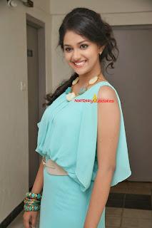 Keerthi Suresh Light Blue Gown 10.jpg