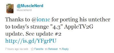 Apple TV untethered Jailbreak