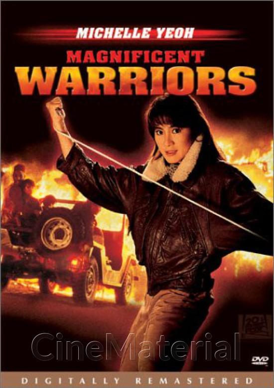 Trung Hoa Chiến Sĩ - Magnificent Warriors