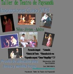 Invitación - Muchas gracias Paysandú!! y muchos éxitos