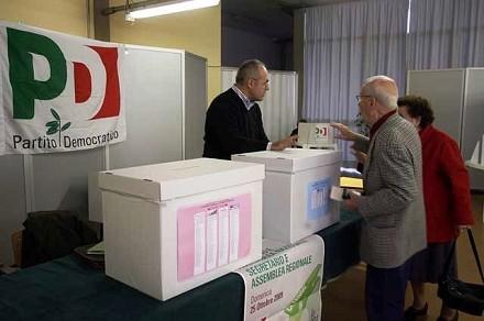 Pugliadoggi pd bari le primarie delle badanti for Elenco parlamentari pd