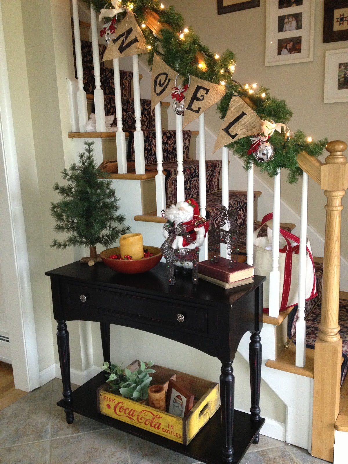 It's Just Paper: Sunday At Home: Christmas Decor