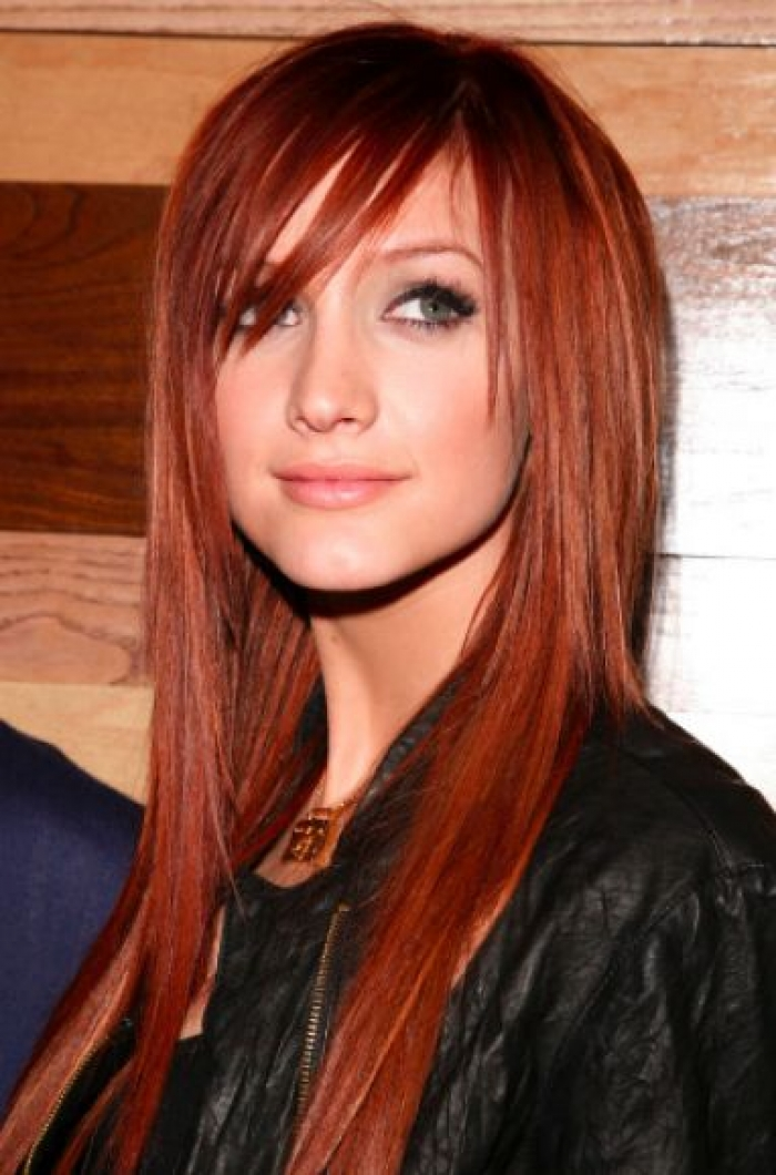 Side Fringe Hairstyle Trend ~ Etcetera-Etcetera