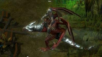 Drakensang Online Epic Mount Dragon