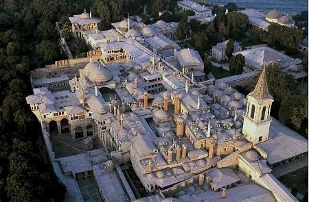 Palatul Topkapî o pagina a istoriei musulmane Topkapi